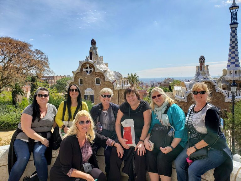 Clients at park guell Client reviews