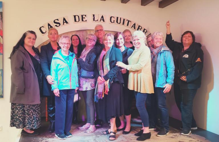 ITA Spain Group Travel