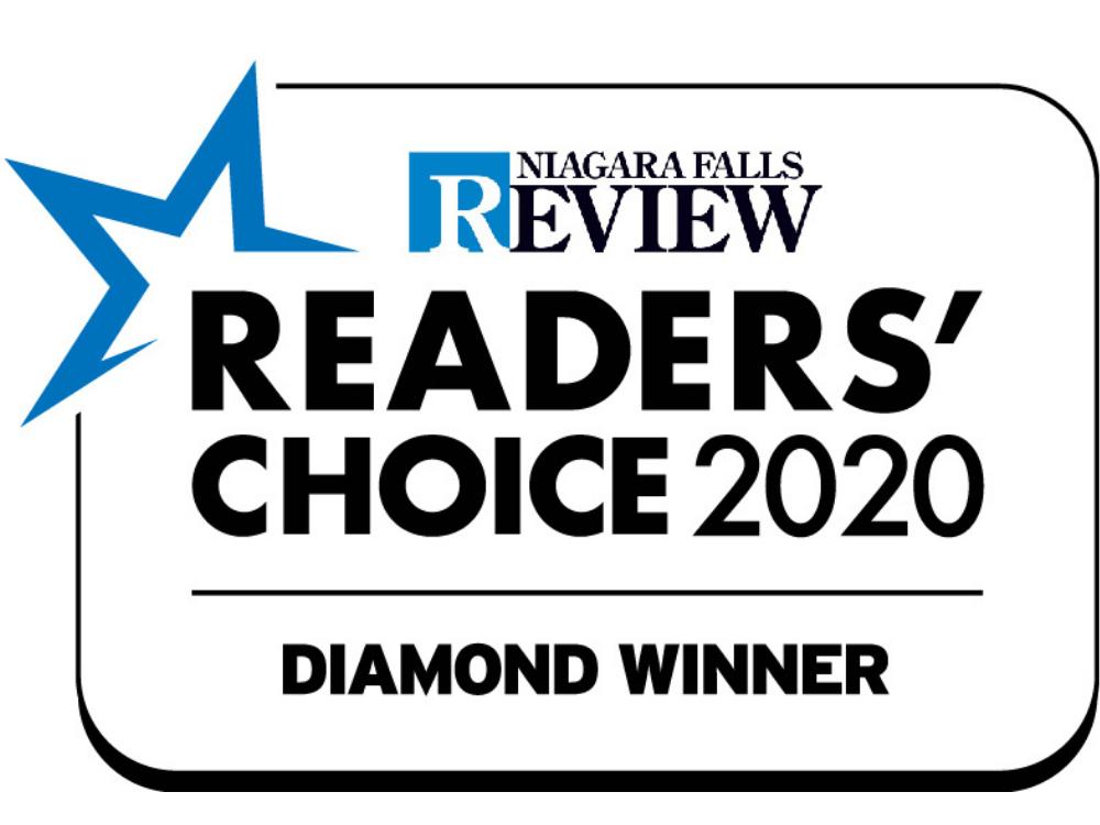 Reader's Choice Diamond Award 2020