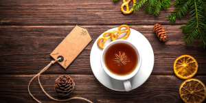 Travel Inspired Holiday Drinks